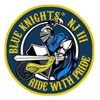 Blue Knights NJ III logo