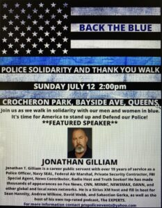 Police Solidarity and Thank You Walk! @ Police Solidarity and Thank You Walk