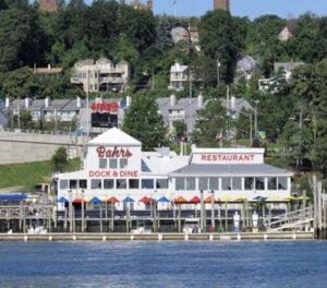 BK NJ-3 LE MC Ride to Bahrs Landing Marina *Famous Seafood Restaurant* @ Bahrs Landing
