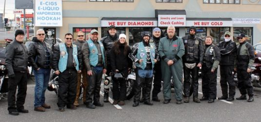 NJ-9's Chilly Chili Ride