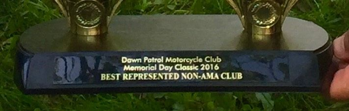 Best Represented Non-AMA Club!